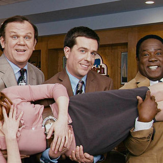 Ed Helms, John C. Reilly, Anne Heche and Isiah Whitlock Jr. in Fox Searchlight Pictures' Cedar Rapids (2011) - cedar_rapids02