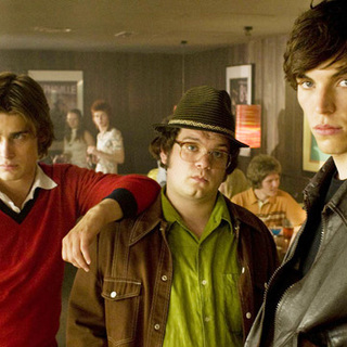 Christian Cooke, Jack Doolan and Tom Hughes in Sony Pictures Releasing's Cemetery Junction (2010)