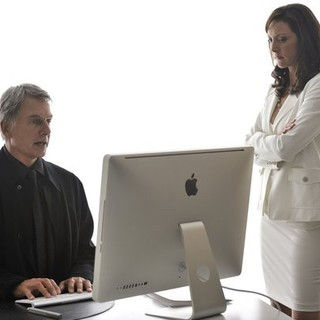 Mark Harmon and Lola Glaudini stars as Carmel in USA Network's John Sandford's Certain Prey (2011)