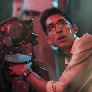 Dev Patel stars as Deon Wilson in Columbia Pictures' Chappie (2015) - chappie-image06