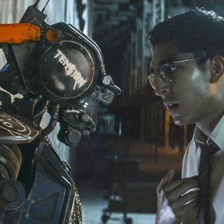 Dev Patel stars as Deon Wilson in Columbia Pictures' Chappie (2015) - chappie-image07