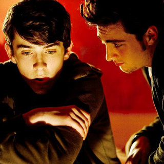 Matthew Beard stars as Jim and Aaron Johnson stars as William in WestEnd Films' Chatroom (2010) - chatroom03