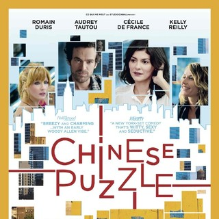 Poster of Cohen Media Group's Chinese Puzzle (2014)