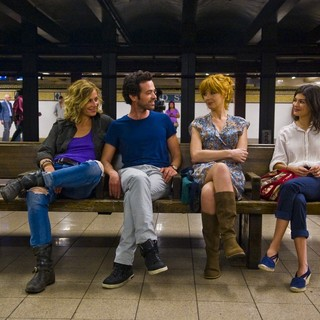 Cecile De France, Romain Duris, Kelly Reilly and Audrey Tautou in Cohen Media Group's Chinese Puzzle (2014)