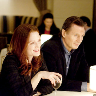 Chloe - Julianne Moore stars as Catherine and Liam Neeson stars as David in Sony Pictures Classics' Chloe (2010)