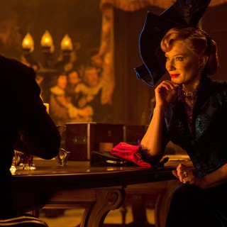 Cate Blanchett stars as Lady Tremaine in Walt Disney Pictures' Cinderella (2015) - cinderella-picture01