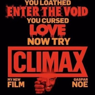 Poster of A24's Climax (2018)