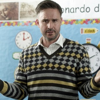 David Arquette stars as Paul Reynolds in Tribeca Film's Conception (2012). Photo credit by Noah Rosenthal.
