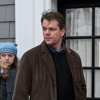 Matt Damon stars as Thomas Emhoff in Warner Bros. Pictures' Contagion (2011)