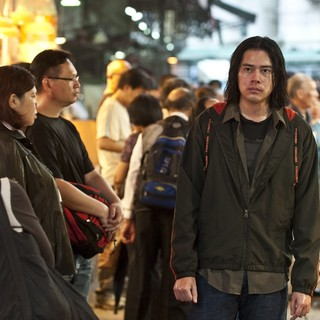 Contagion - Tien You Chui stars as Li Fai in Warner Bros. Pictures' Contagion (2011)