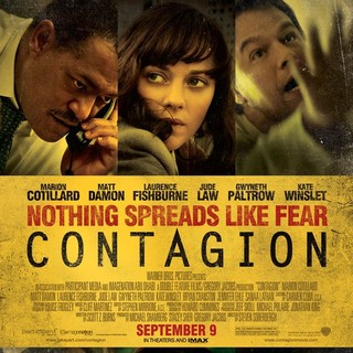 Poster of Warner Bros. Pictures' Contagion (2011) - contagion-poster08