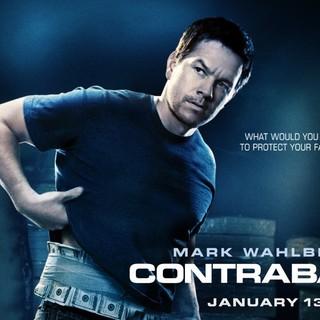 Contraband - Poster of Universal Pictures' Contraband (2012)