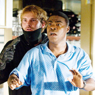 Seann William Scott and Tracy Morgan in Warner Bros. Pictures' Cop Out (2010)