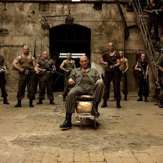 Ralph Fiennes stars as Coriolanus in The Weinstein Company's Coriolanus (2012)