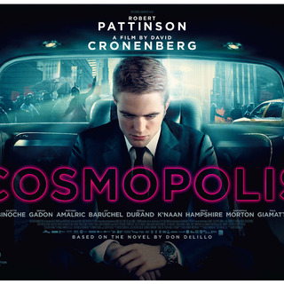 Cosmopolis - Poster of Entertainment One's Cosmopolis (2012)