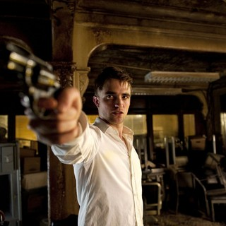 Cosmopolis - Robert Pattinson stars as Eric Packer in Entertainment One's Cosmopolis (2012)
