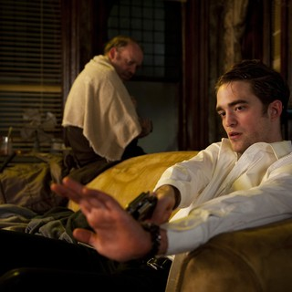Robert Pattinson stars as Eric Packer in Entertainment One's Cosmopolis (2012)