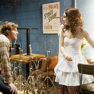 Garrett Hedlund stars as Beau Hutton and Leighton Meester stars as Chiles Stanton in Screen Gems's Country Strong (2010). Photo by Scott Garfield