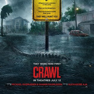 Poster of Paramount Pictures' Crawl (2019)