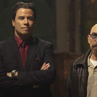 John Travolta stars as Eddie and Jackie Earle Haley stars as Gerry in Image Entertainment's Criminal Activities (2015) - criminal-activities04