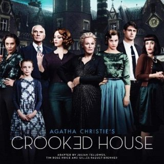 Poster of Stage 6 Films' Crooked House (2017) - crooked-house-poster02