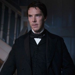 Benedict Cumberbatch stars as Thomas Edison in The Weinstein Company's The Current War (2017)