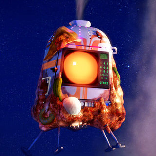 Cloudy with a Chance of Meatballs - A scene from Columbia Pictures' Cloudy with a Chance of Meatballs (2009)