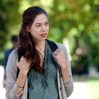 Analeigh Tipton stars as Lily in Sony Pictures Classics' Damsels in Distress (2012). Photo credit by Kerry Brown.