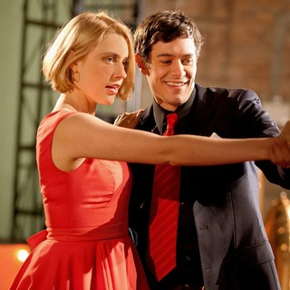 Greta Gerwig stars as Violet and Adam Brody stars as Charlie in Sony Pictures Classics' Damsels in Distress (2012). Photo credit by Sabrina Lantos.