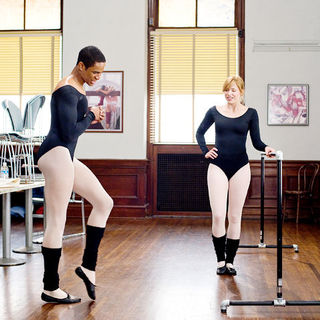 Damon Wayans Jr. stars as Thomas and Shoshana Bush stars as Megan in Paramount Pictures' Dance Flick (2009) - dance_flick03