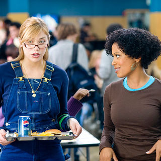 Shoshana Bush stars as Megan and Essence Atkins stars as Charity in Paramount Pictures' Dance Flick (2009)