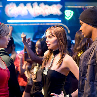 Shoshana Bush, Christina Murphy and Damon Wayans Jr. in Paramount Pictures' Dance Flick (2009) - dance_flick14