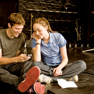 Zach Gilford stars as Johnny Drake and Emmy Rossum stars as Alexa Walker in Image Entertainment's Dare (2009)