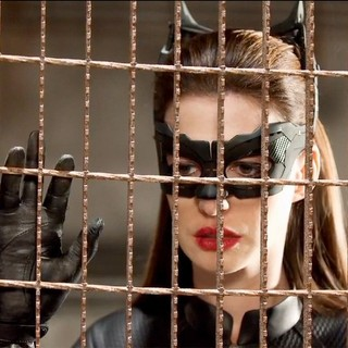 Dark Knight Rises, The - Anne Hathaway stars as Selina Kyle/Catwoman in Warner Bros. Pictures' The Dark Knight Rises (2012)