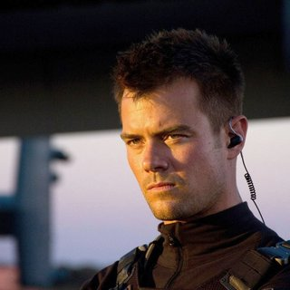 Josh Duhamel stars as Lt. Colonel William Lennox in DreamWorks SKG's Transformers: Dark of the Moon (2011)