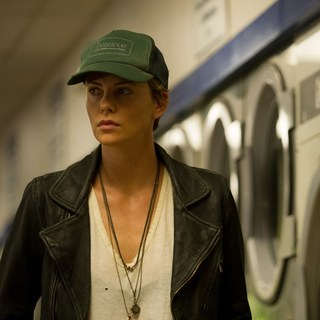 Charlize Theron stars as Libby Day in A24's Dark Places (2015)