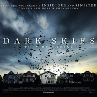 Poster of Dimension Films' Dark Skies (2013)