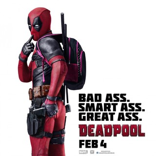 Deadpool - Poster of 20th Century Fox's Deadpool (2016)