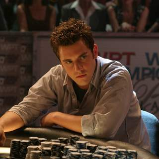 Bret Harrison as Alex in MGM's Deal (2008)