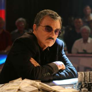 Burt Reynolds as Tommy in MGM's Deal (2008)