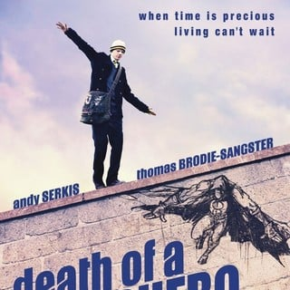 Poster of Tribeca Films' Death of a Superhero (2012)