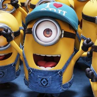 Minions from Universal Pictures' Despicable Me 3 (2017)