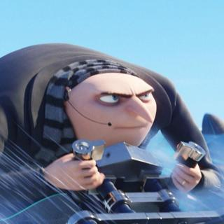 Despicable Me 3 - Gru and Lucy Wilde from Universal Pictures' Despicable Me 3 (2017)