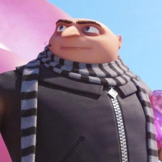 Despicable Me 3 - Gru from Universal Pictures' Despicable Me 3 (2017)
