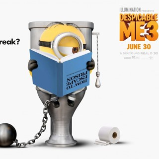 Poster of Universal Pictures' Despicable Me 3 (2017)