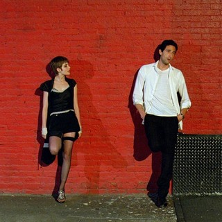 Sami Gayle stars as Erica and Adrien Brody stars as Henry Barthes in Tribeca Films' Detachment (2012). Photo credit by Tony Kaye.