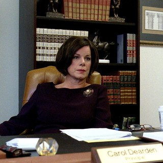 Marcia Gay Harden stars as Principal Carol Dearden in Tribeca Films' Detachment (2012). Photo credit by Tony Kaye.