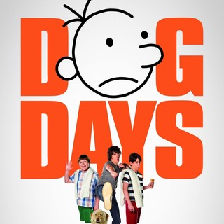 Poster of The 20th Century Fox's Diary of a Wimpy Kid: Dog Days (2012) - diary-a-wimpy-kid-dog-poster01