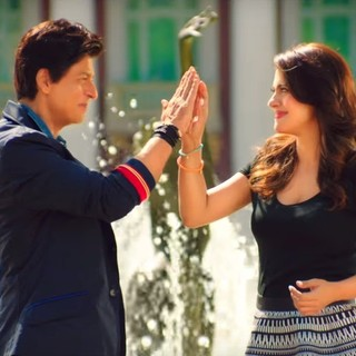 Shahrukh Khan and Kajol in Red Chillies Entertainment's Dilwale (2015) - dilwale01