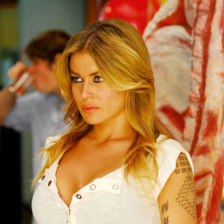 Disaster Movie - Carmen Electra stars as Beautiful Assassin in Lionsgate Films' Disaster Movie (2008)